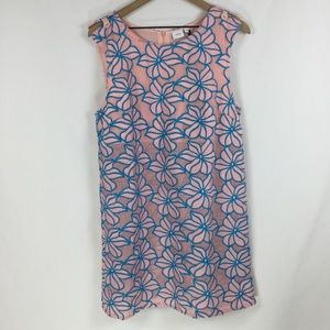Onia Marina Embroidered Floral Cover-Up, NWT